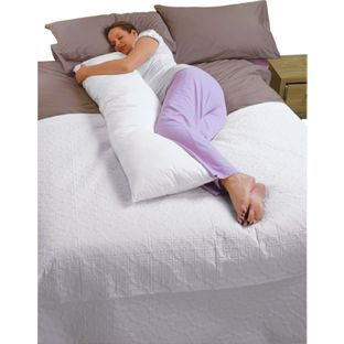Buy Sleep Body Pillow at Argos.co.uk - £13.99