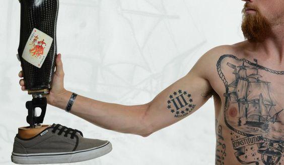 War Ink—Veterans Tell Their Stories Through Tattoos