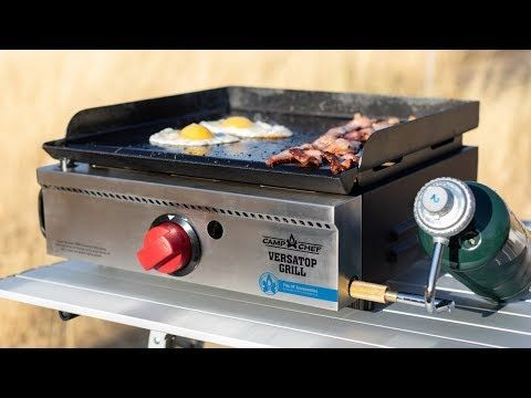 Versatop Grill Flat Top Grill Camp Chef Grilling