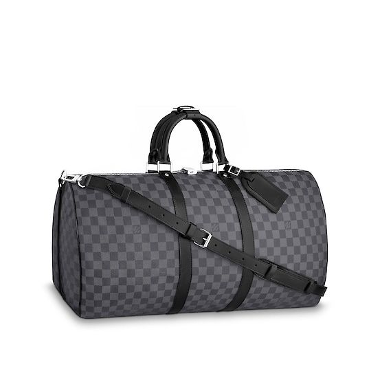 Keepall 55 Bandouliere Collection Voyage Louis Vuitton Pochette Voyage Louis Vuitton Keepall Sac De Voyage Homme