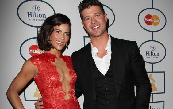 robin thicke and paula patton | robin thicke paula patton divorce separation 2014