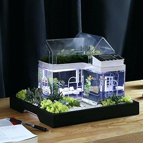 Desk Aquarium Fish Tank Desk Fish Tank Office Adammayfield Co Fish Tank Terrarium Fish Tank Themes Aquarium