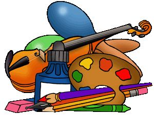 nice music clip art collection