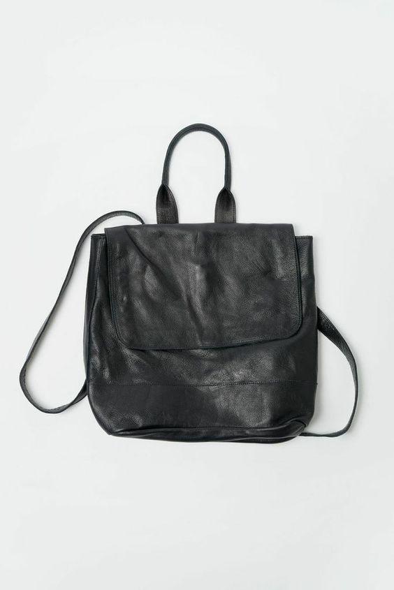 Black Room Backpack