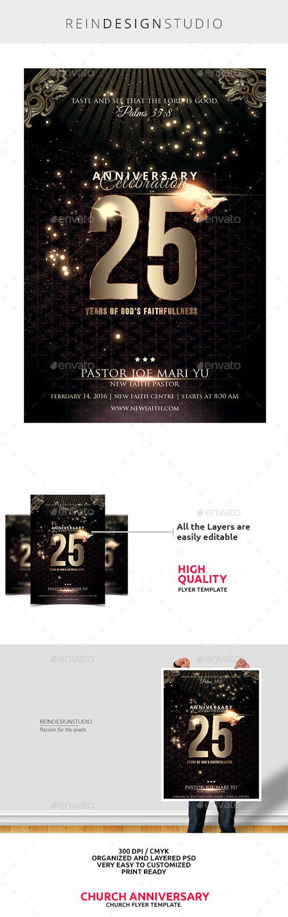 church anniversary flyer flyer template church and god church anniversary flyer template psd here graphicriver net