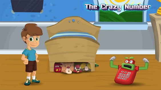 The crazy number is a fun game where kids and adults can train mental arithmetic in a fun way . Play is good but when you can, in addition, train your brain is even better ! Download: www.mobilegamesbox.com