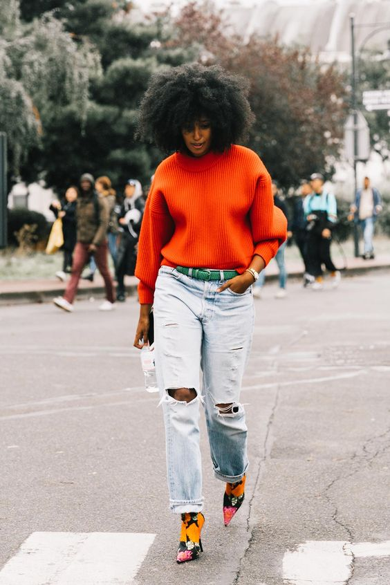 Sock Boots - Streetstyle - Style It Up