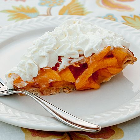 The Best Fresh Peach Pie - Real Mom Kitchen