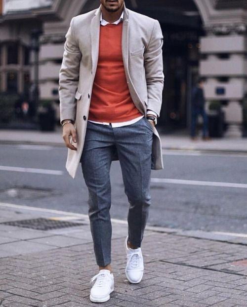 Men S Street Pro Moda Casual Hombre Estilo De Ropa Hombre Combinar Ropa Hombre