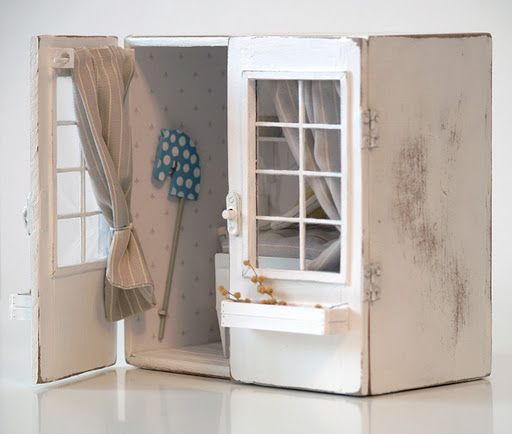 a perfect doll house