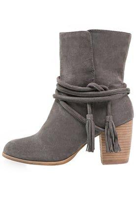 Korte laarzen - pewter