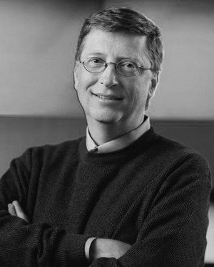 an introduction to the life of william h gates the chairman and chief executive officer at microsoft Judson althoff, evp, worldwide commercial business webcast transcript more past events.