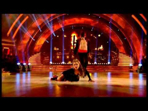 Pin for Later: Watch the Best Ever Strictly Come Dancing Performances The Ballroom Dances: Holly Valance and Artem Chigvintsev's Paso Doble