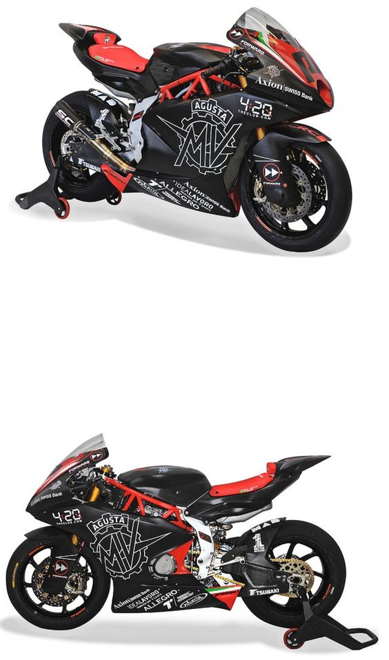After A 42 Year Hiatus From Grand Prix Racing Mv Agusta Has Finally Unveiled Its All New Moto2 Challenger F Grand Prix Racing Mv Agusta Cars And Motorcycles