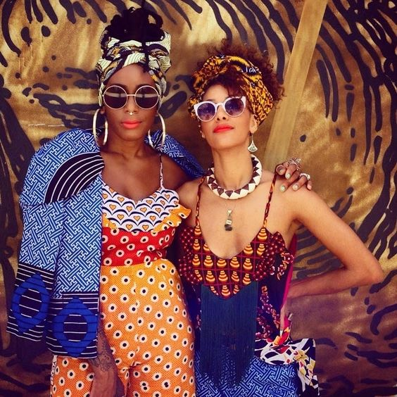 Meet The Bloggers Influencing African Fashion: