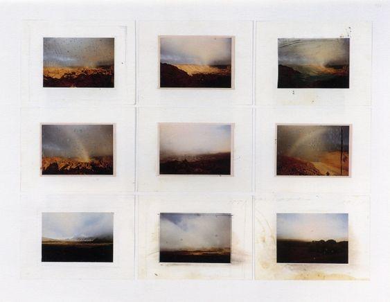 Gerhard Richter, Kanarische Landschaften (Canary Landscapes), 1971, 51.7 cm x 66.7 cm, Atlas Sheet: 136