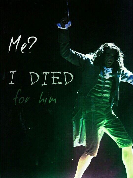 Me I Died For Him John Laurens Philip Hamilton Alexander Hamilton Lin Manuel Miranda Hamilton Fanart Phillip Hamilton John Laurens