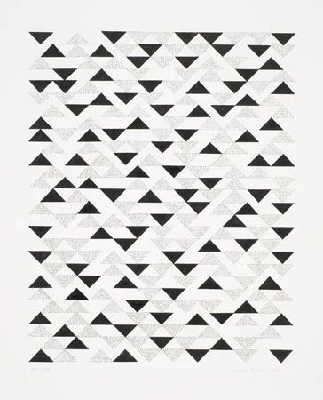 Anni ALbers ink on paper 1974 1994-10-55