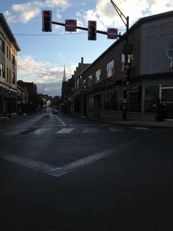 Downtown Portsmouth in Portsmouth, NH
