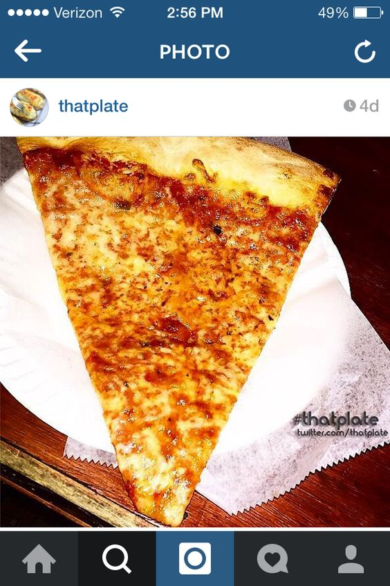 Pizza from @thatplate on Instagram