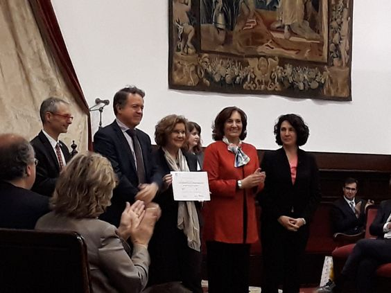 Diploma Memoria del Mundo UNESCO