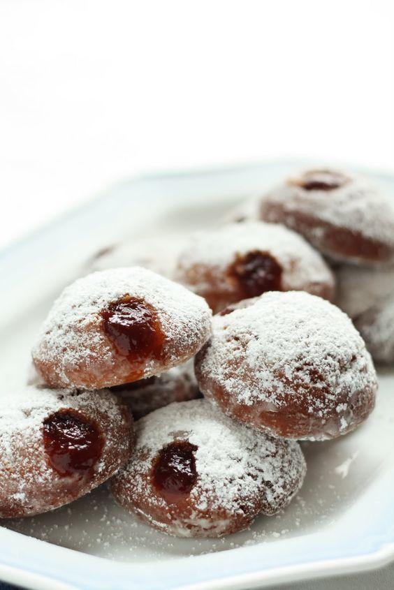 Gluten-free brioche doughnuts
