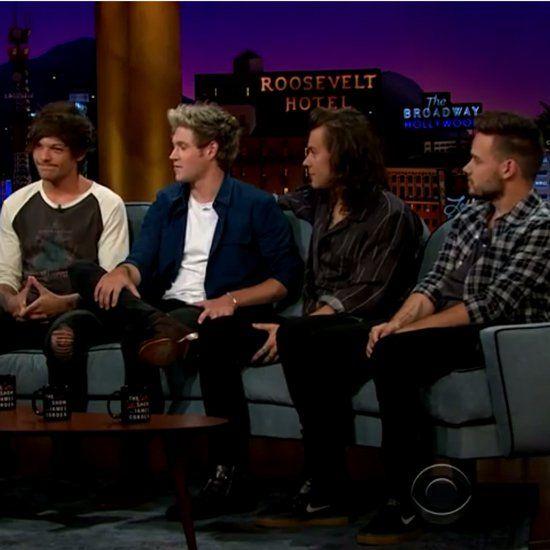 Pin for Later: Les One Direction Accordent Leur Première Interview Depuis le Départ de Zayn Malik