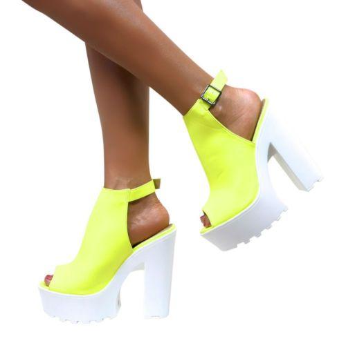 Chunky Heels Size 11