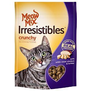 FREE Meow Mix Irresistibles Cat Treats Sample - http://www ...