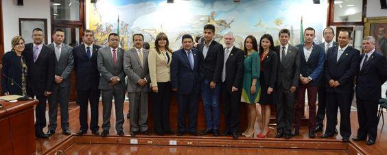 Este es el nuevo gabinete municipal de Tunja