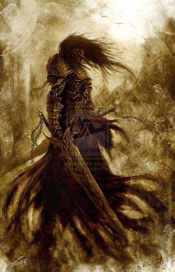 Warrior soul by ~SoulDa on deviantART