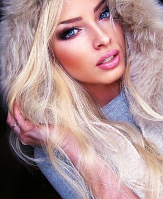 Pretty makeup. Alina Shishkova   Makeup Love   Pinterest