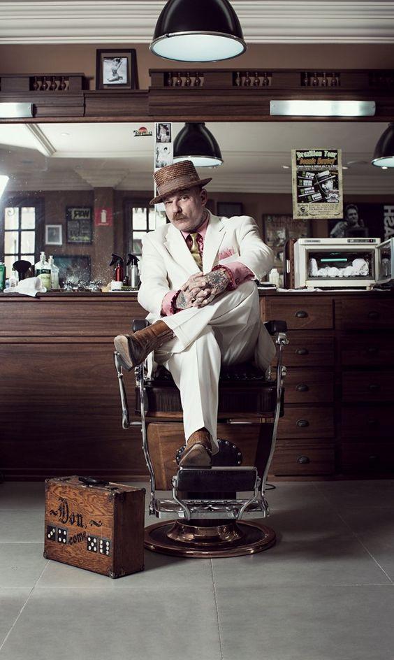 As dicas de Donnie Hawley, um dos pioneiros das barbearias