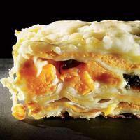 Autumn Golden Vegetable Lasagna - Rachel Ray Magazine