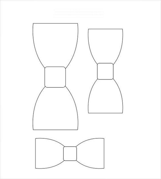 Molde De Gravata Para Imprimir 30 Modelos Decoracao Como
