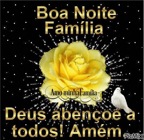 Boa Noite Familia Deus Abencoe A Todos Amem Com Imagens Boa