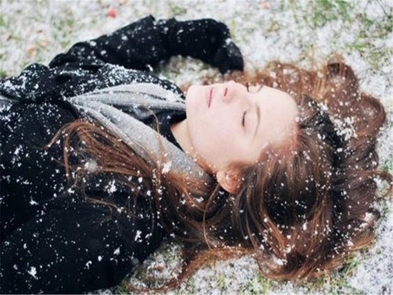 photography of people in the snow | Let It Snow, Beautiful, Girl, Model, Nature, People, Photography, Snow ...