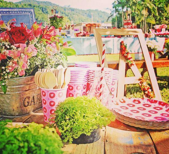 Festa picnic www.jomucci.com.br