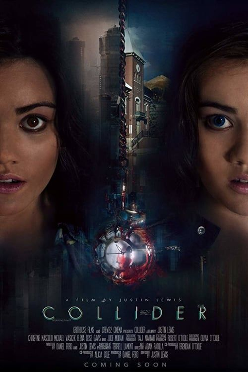 Watch Collider In The Year 2033 A Young Lady Caught In A Puzzling Halfway House Heedlessly Ventures Out Back So As To Dis Films Complets Film Regarder Le Film