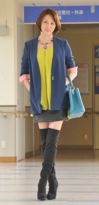 米倉涼子のオシャレ