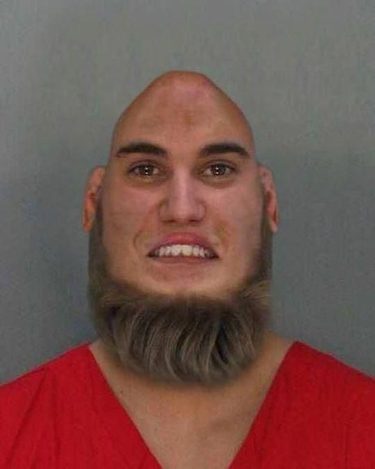 I Think This Might Be Shopped Shrek is doing well... #lolsx>>> um I think this is justin burner Hahahaha