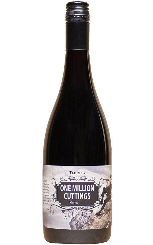 Tahbilk One Million Cuttings Merlot 2017 Nagambie Lakes 12 Bottles New Zealand Wine One In A Million Bottle