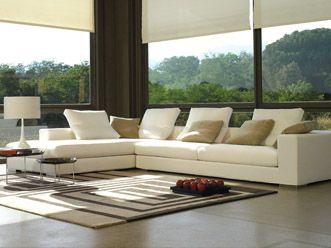 Salas modernas salas minimalistas muebles elegantes fotos for Comedores elegantes