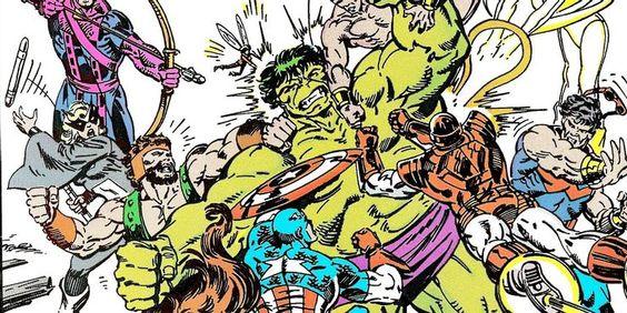 Mindless Hulk