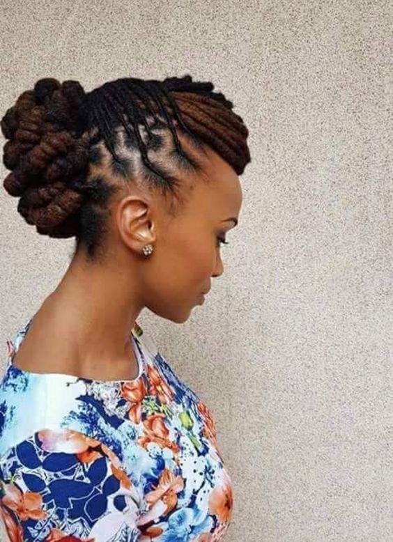 Whoops Natural Hair Styles Locs Hairstyles Dreadlock Styles