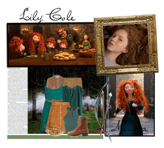 """Merida"" by tinkerbell06 ❤ liked on Polyvore featuring ASOS, Merida, Loro Piana, H&M, Lucky Brand, Topshop, Charlotte Russe and Monsoon"