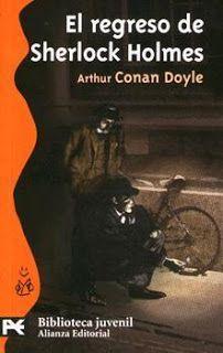EL REGRESO DE SHERLOCK HOLMES, SIR ARTHUR CONAN DOYLE (1)