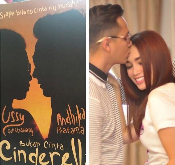 Bukan Cinta Cinderella, Pahit Manis Cinta Ussy Sulistyawati & Andhika