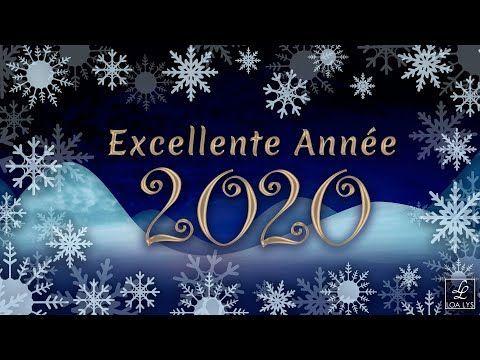 carte virtuelle voeux 2020 Carte virtuelle de vœux 2020   Vidéo de bonne Année 2020