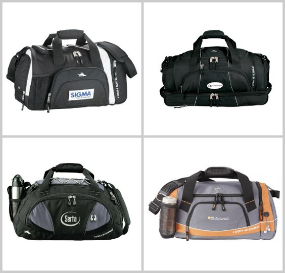 High Sierra Duffel Bags from HotRef.com